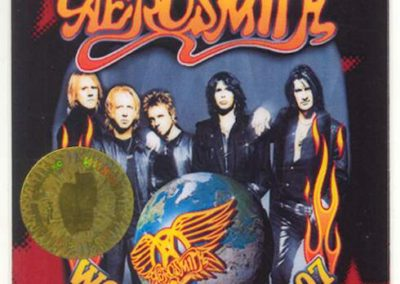 Aerosmith Staff 2007
