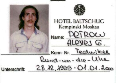 BALTSHUG 2000