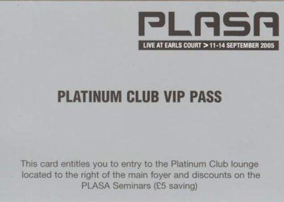 Exibition Plasa 2005