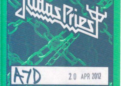 Judas Priest 2012