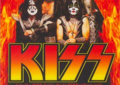 Kiss Promouter Spb 2008