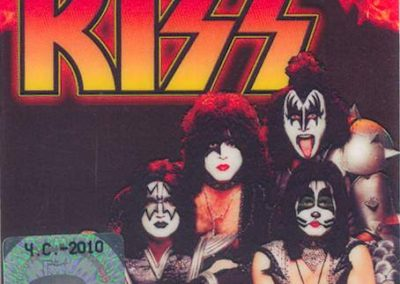 Kiss Pyro Msk 2008