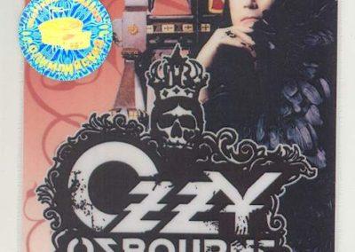 Ozzy Osbourn Guest 2007