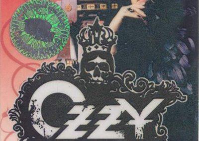 Ozzy Osbourn Staff 2007