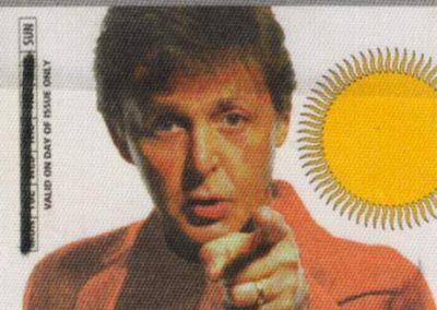 Paul McCartney Spb 2004