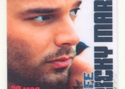Ricky Martin v Olimpiyskom-2006