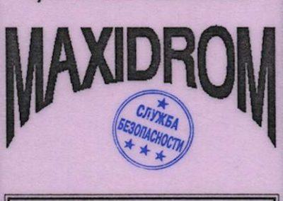 Rock Festival Maxidrom 2001