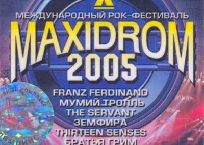 Rock Festival Maxidrom 2005