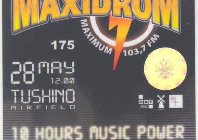 Rock Festival Maxidrom 2011