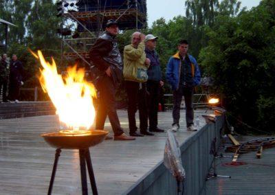 2002 Opera Boris Godunov Pskov